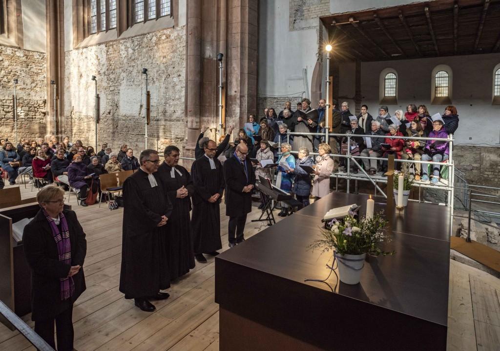 Dom Mainz Gottesdienst