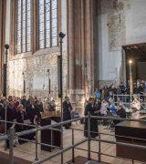 Gottesdienst im April  © Gerhard Fleischer