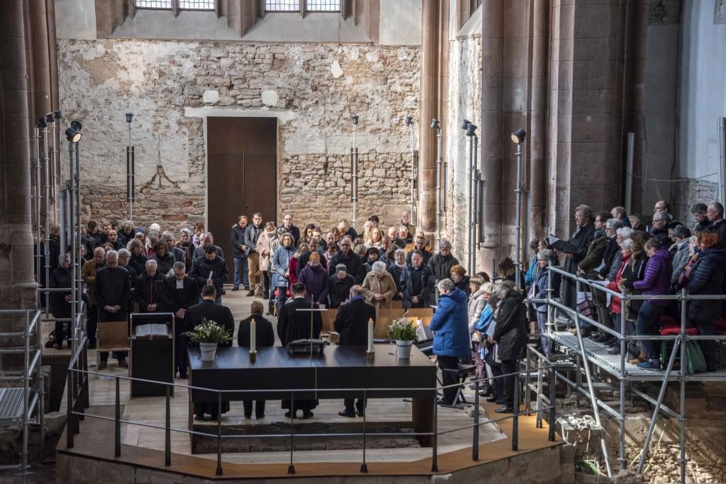 Gottesdienst Dom Mainz